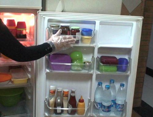 تنظيف الثلاجة في خطوات قليلة .. تخلصي من رائحة ثلاجتك الكريهة